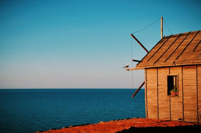 Am schwarzen Meer in Bulgarien