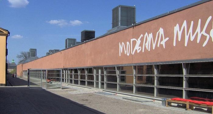 Stockholm Museums: The Moderna Museet in Stockholm, Sweden