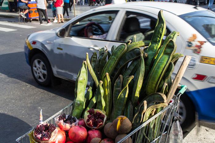Einkaufen in Südamerika