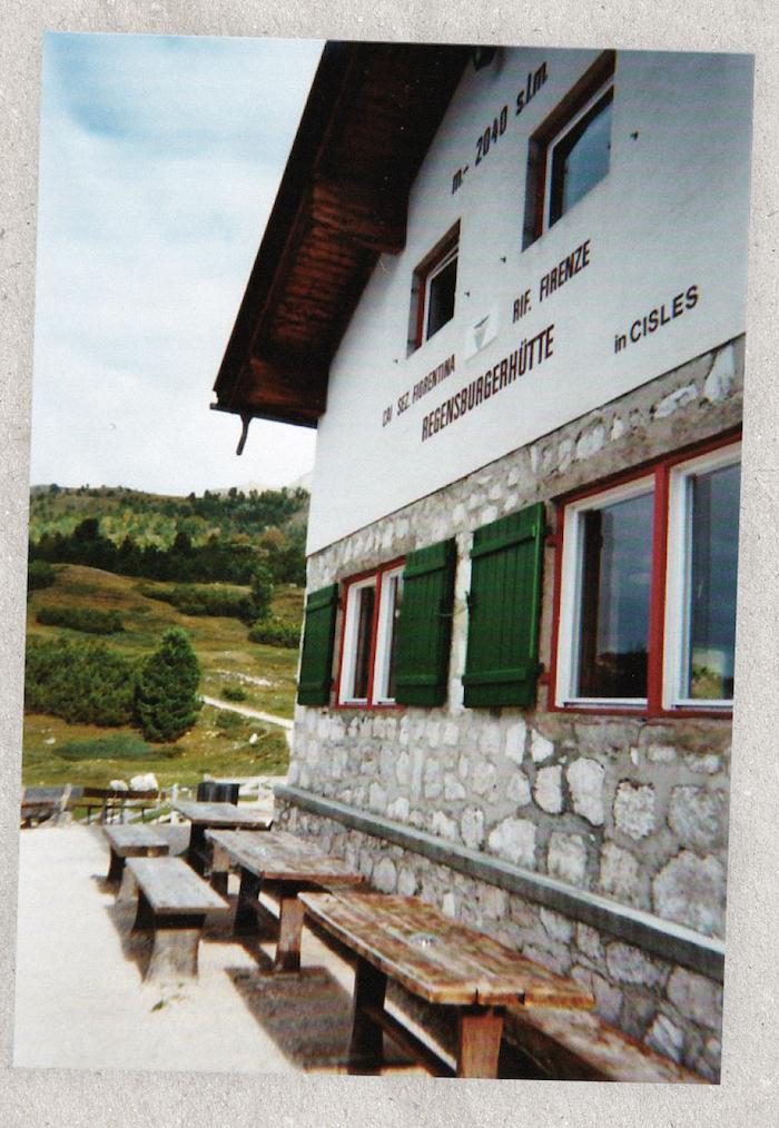 Digital Detox in Südtirol: Die Regensburgerhütte