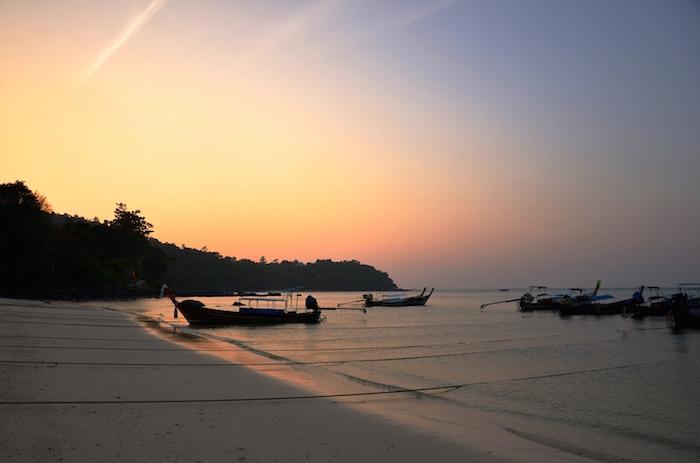 Liebeserklärung Ode an die Natur wie in Thailand