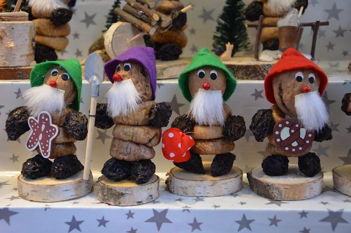 Zwetschenmännla auf dem Christkindlesmarkt in Nürnberg