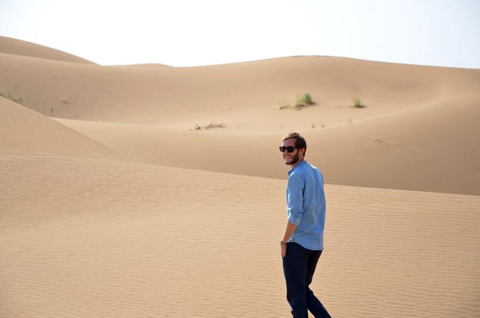 Mit dem Visum Iran kann man auch in die iranische Wüste