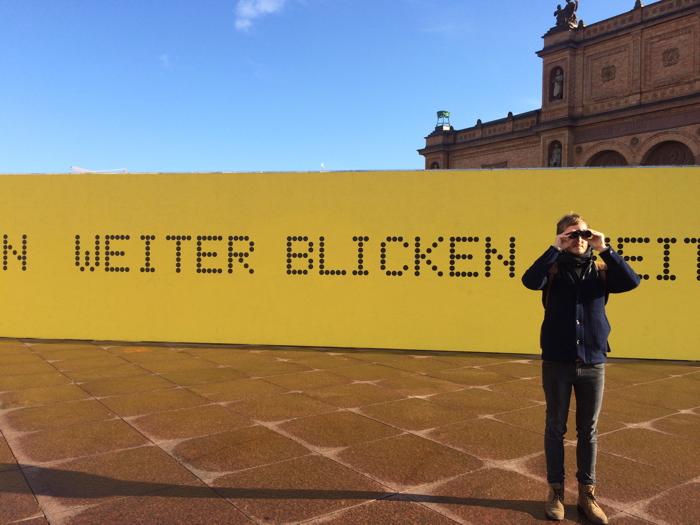 Die besten Hamburg Tipps: das Plateau an der Hamburger Kunsthalle