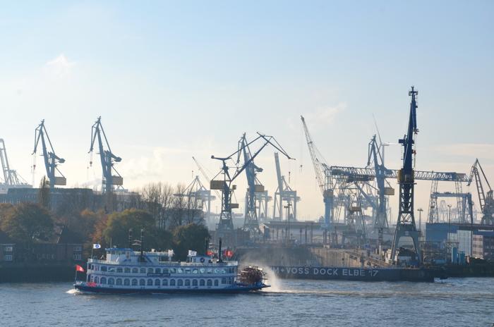Keine Hamburg Tipps ohne den Hamburger Hafen