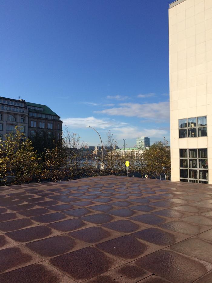 Hamburg Tipps: Blick von der Kunsthalle auf die Binnenalster