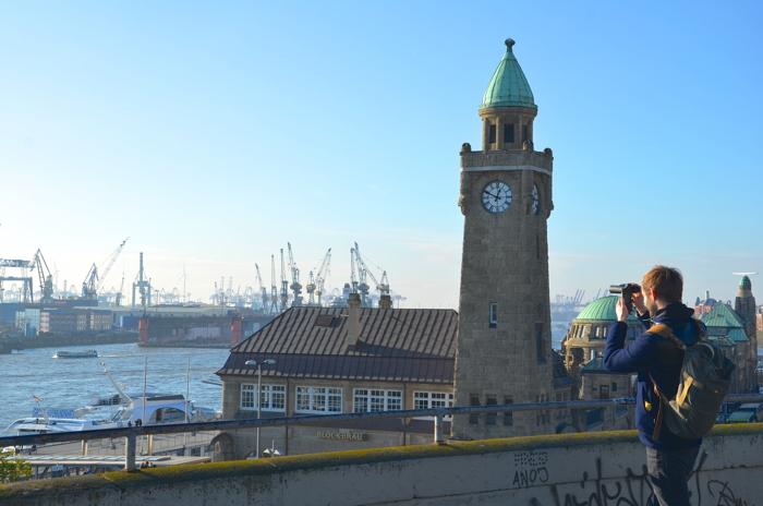 Hamburg Tipps recherchieren geht mit Fernglas besonders gut