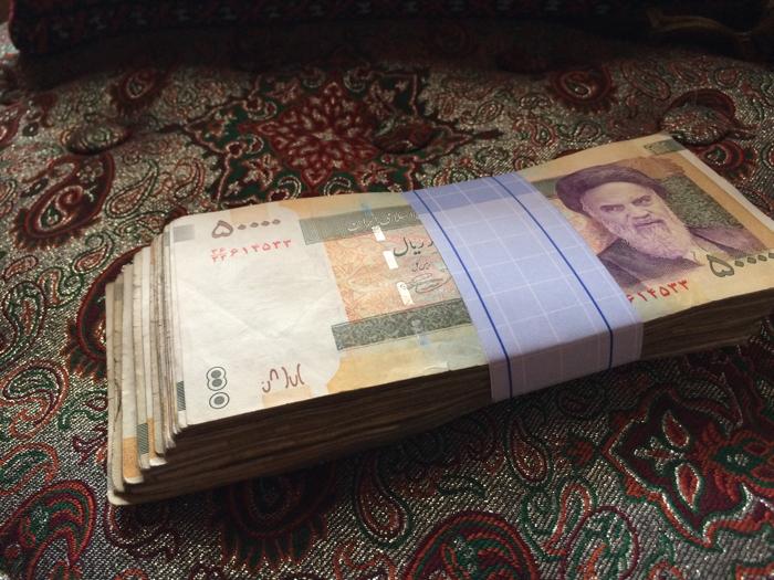 Backpacking Iran