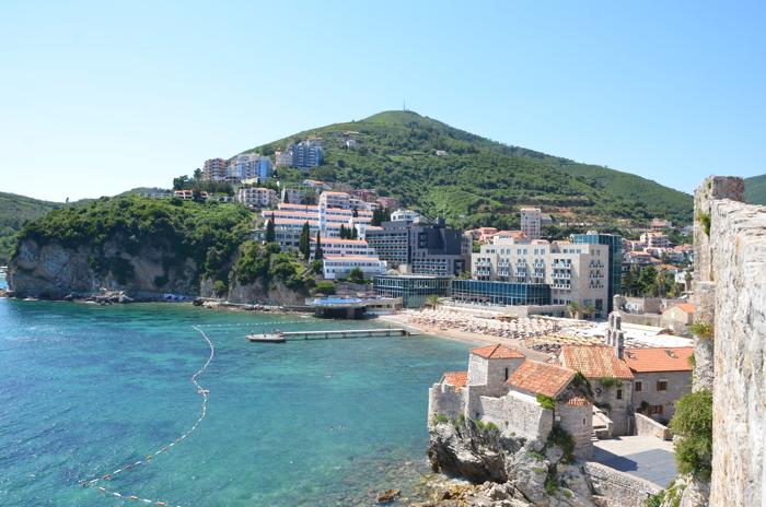 Bucht von Budva in Montenegro
