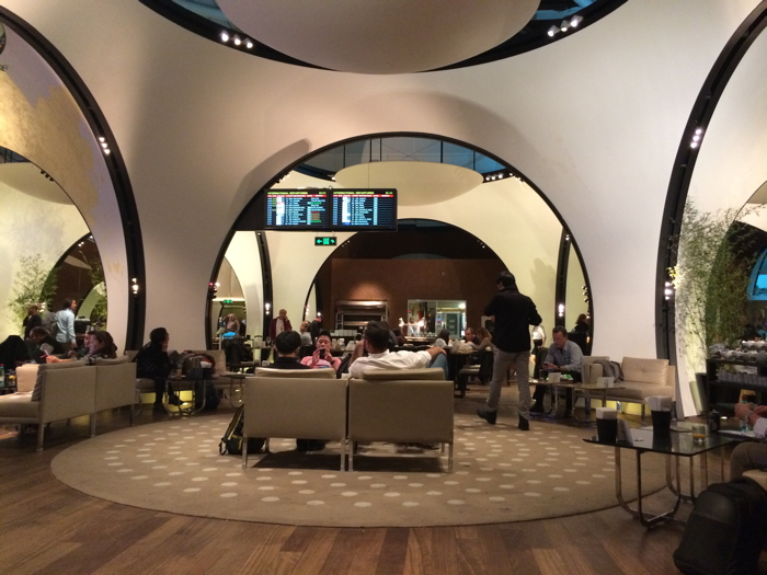 Turkish Airlines Business Class Test CIP Lounge in Istanbul