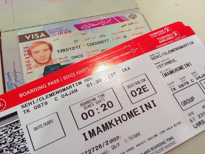 Turkish Airlines Business Class Ticket