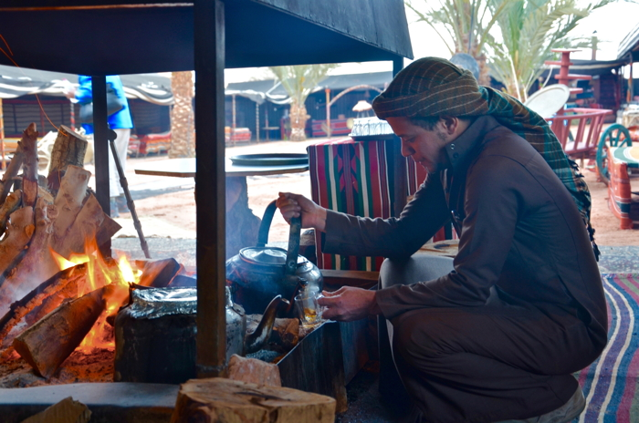 Jordan experience with the bedouins