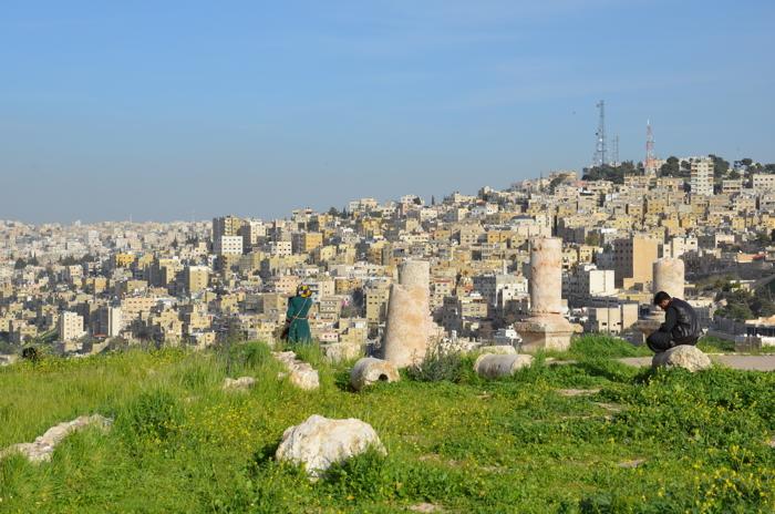 Jordan experience in Amman