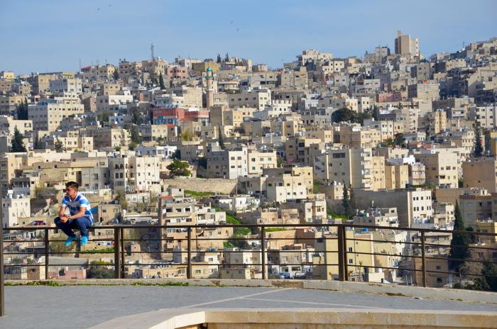 Amman in Jordanien