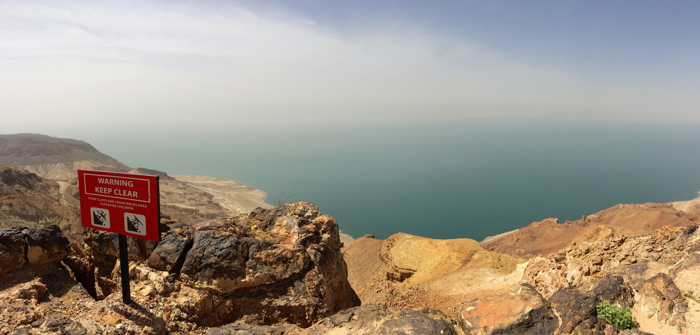 Jordan experience at the Dead Sea