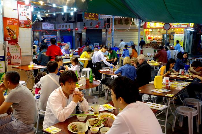 Hongkong Dai pai dong