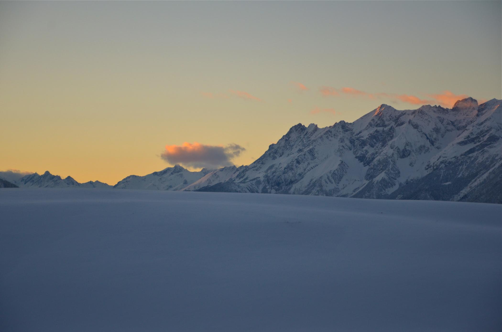 Liebeserklärung Ode an die Natur wie in Tirol