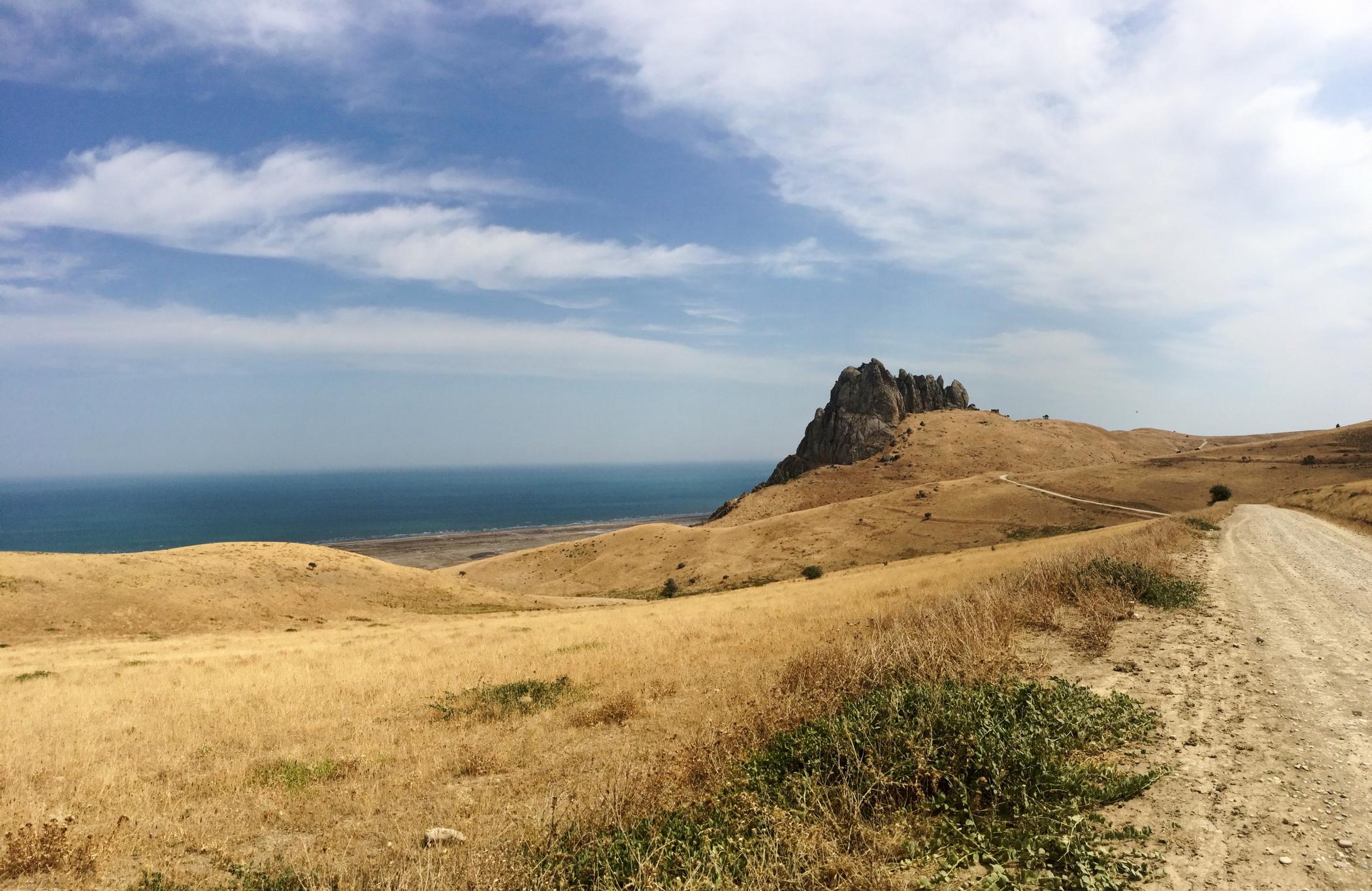 Liebeserklärung Ode an die Natur wie in Aserbaidschan