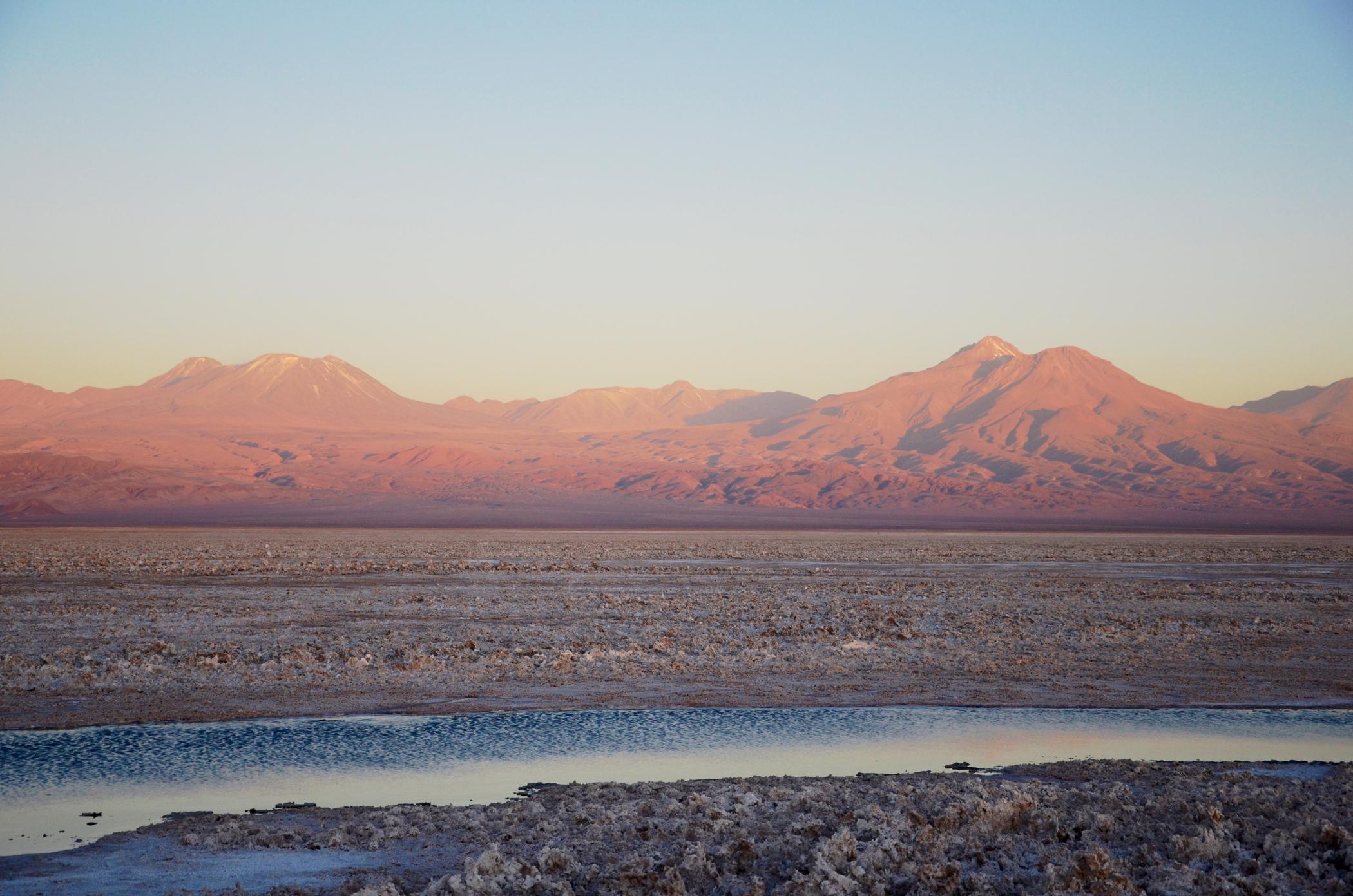 Liebeserklärung Ode an die Natur wie in Chile