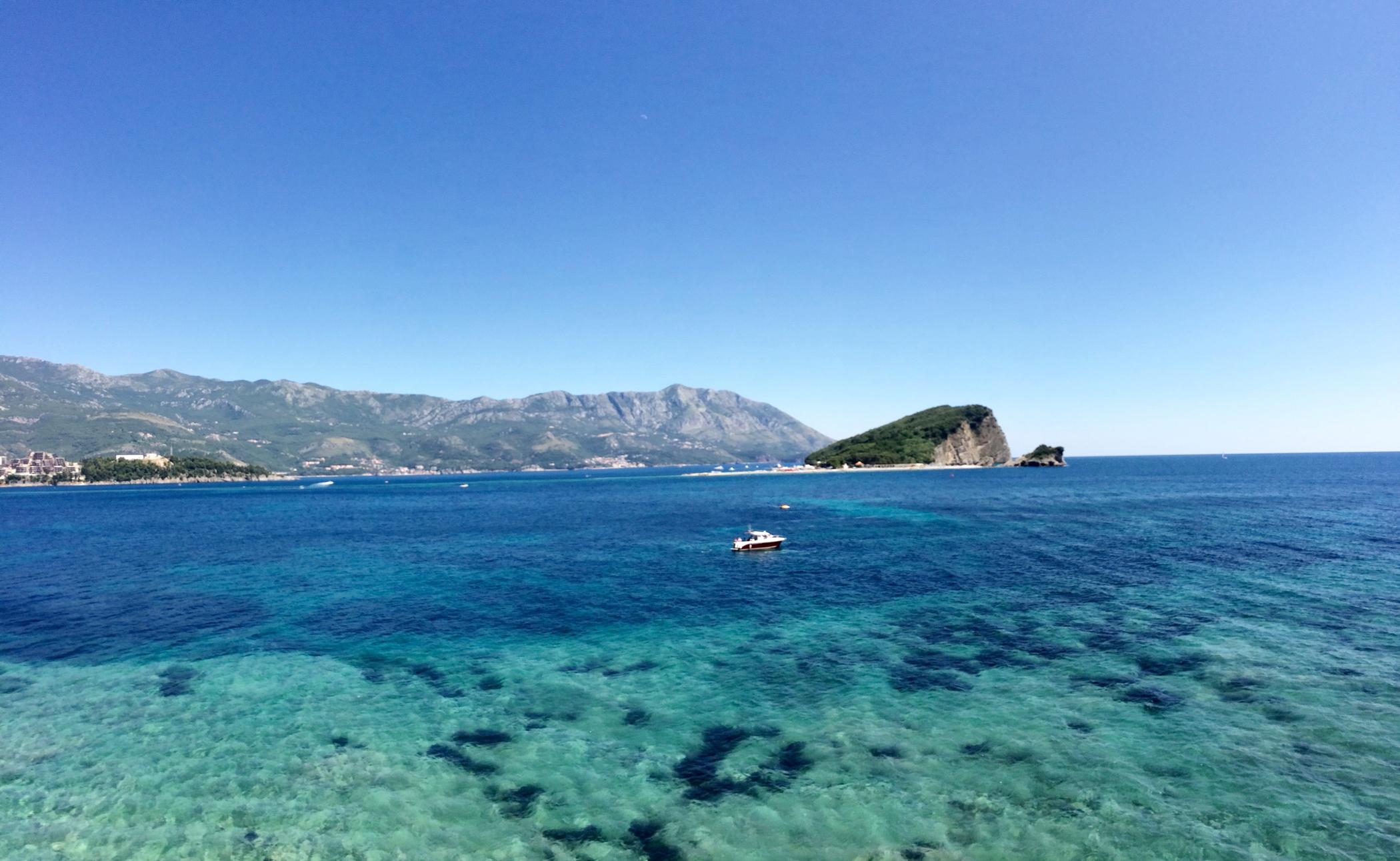 Liebeserklärung Ode an die Natur wie in Montenegro