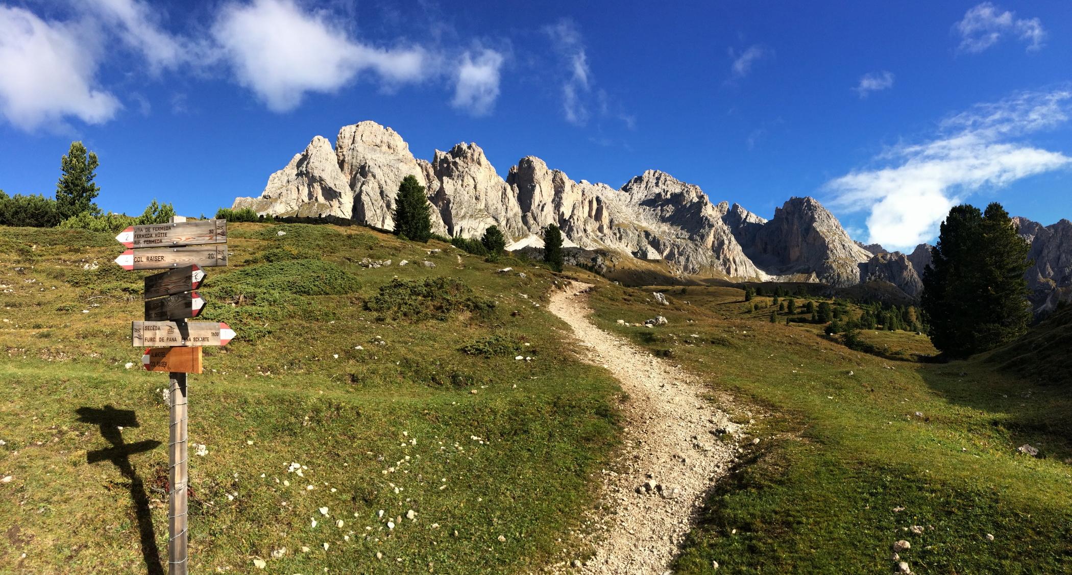 Liebeserklärung Ode an die Natur wie in Südtirol