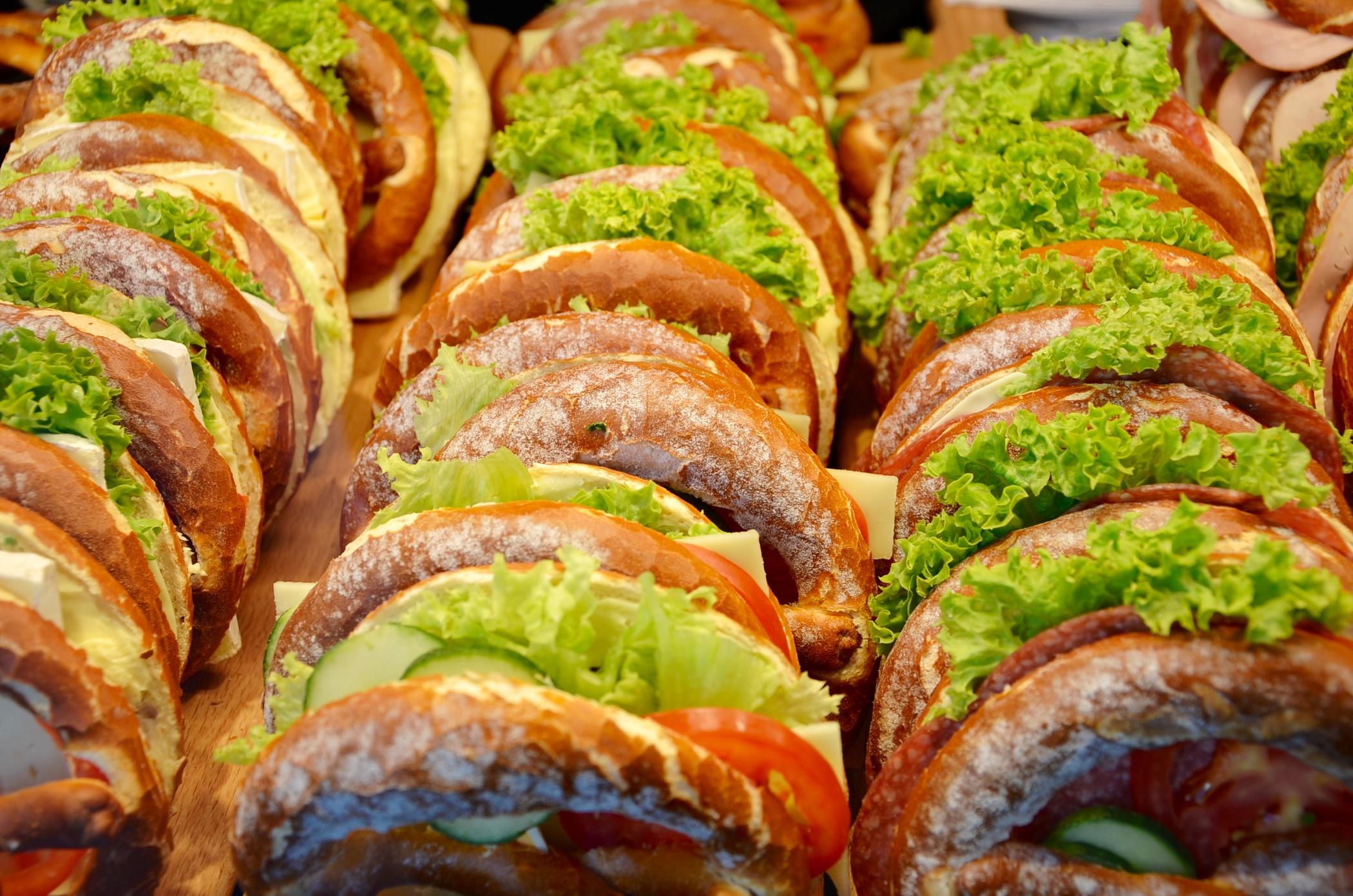 Restaurants Nürnberg wie Brezen Kolb