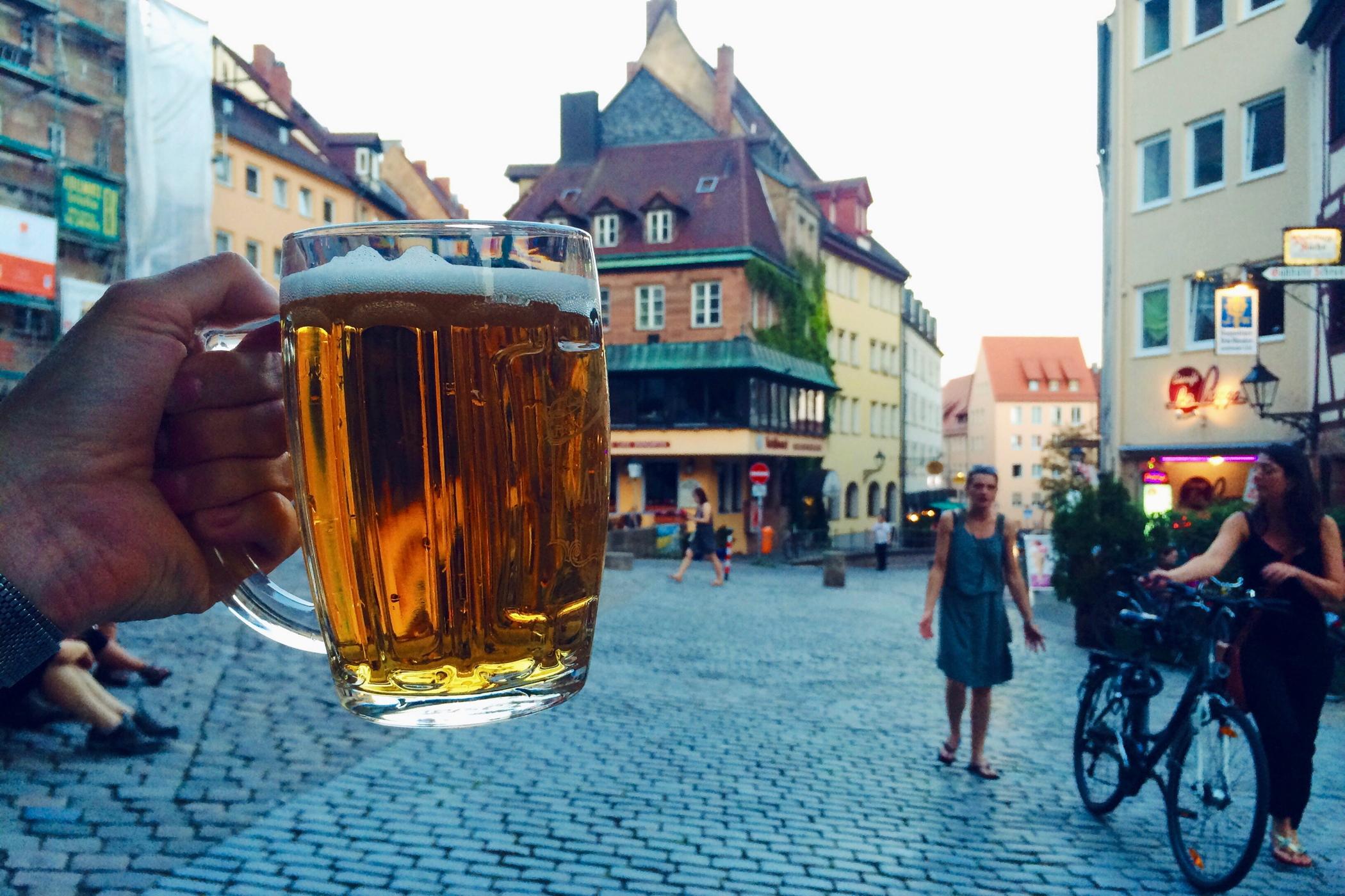 Restaurants Nürnberg, Hauptsache Bier