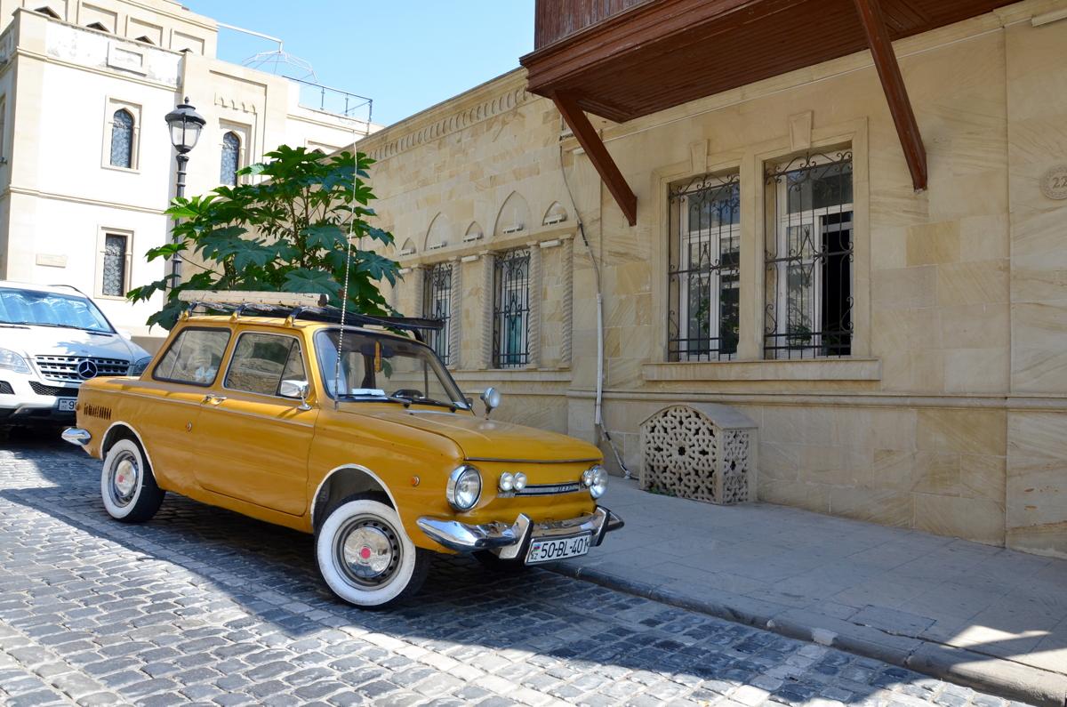 Rundreise_Aserbaidschan_Auto