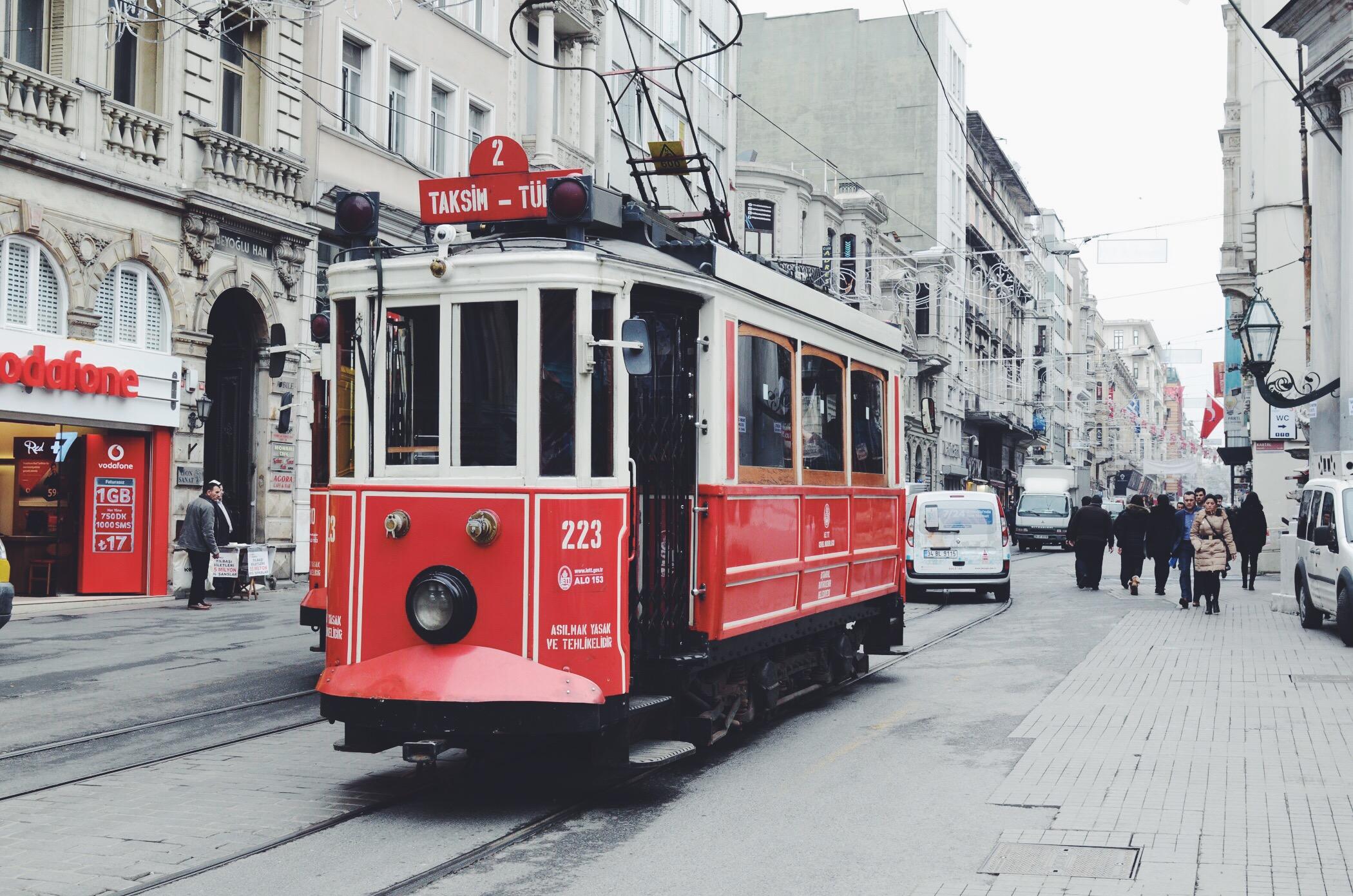 Street Art Istanbul Istiklal