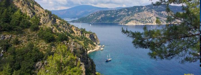 Türkische Ägäis: Ein Mekka für Naturliebhaber > Mehr
