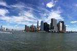 Staten Island Ferry: atemberaubendes New York vom Wasser aus