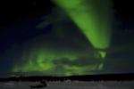 Kiruna in Schweden: Nordlichter und Schlittenhunde im Winter Wonderland