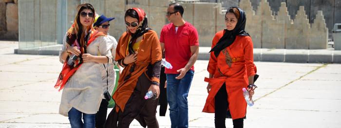 Als Frau im Iran - Dein Dresscode