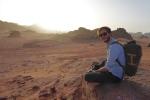 Wadi Rum in Jordanien: Gefangen im Moment
