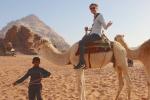 Beduinen in Wadi Rum und Jamal, der Kamelflüsterer