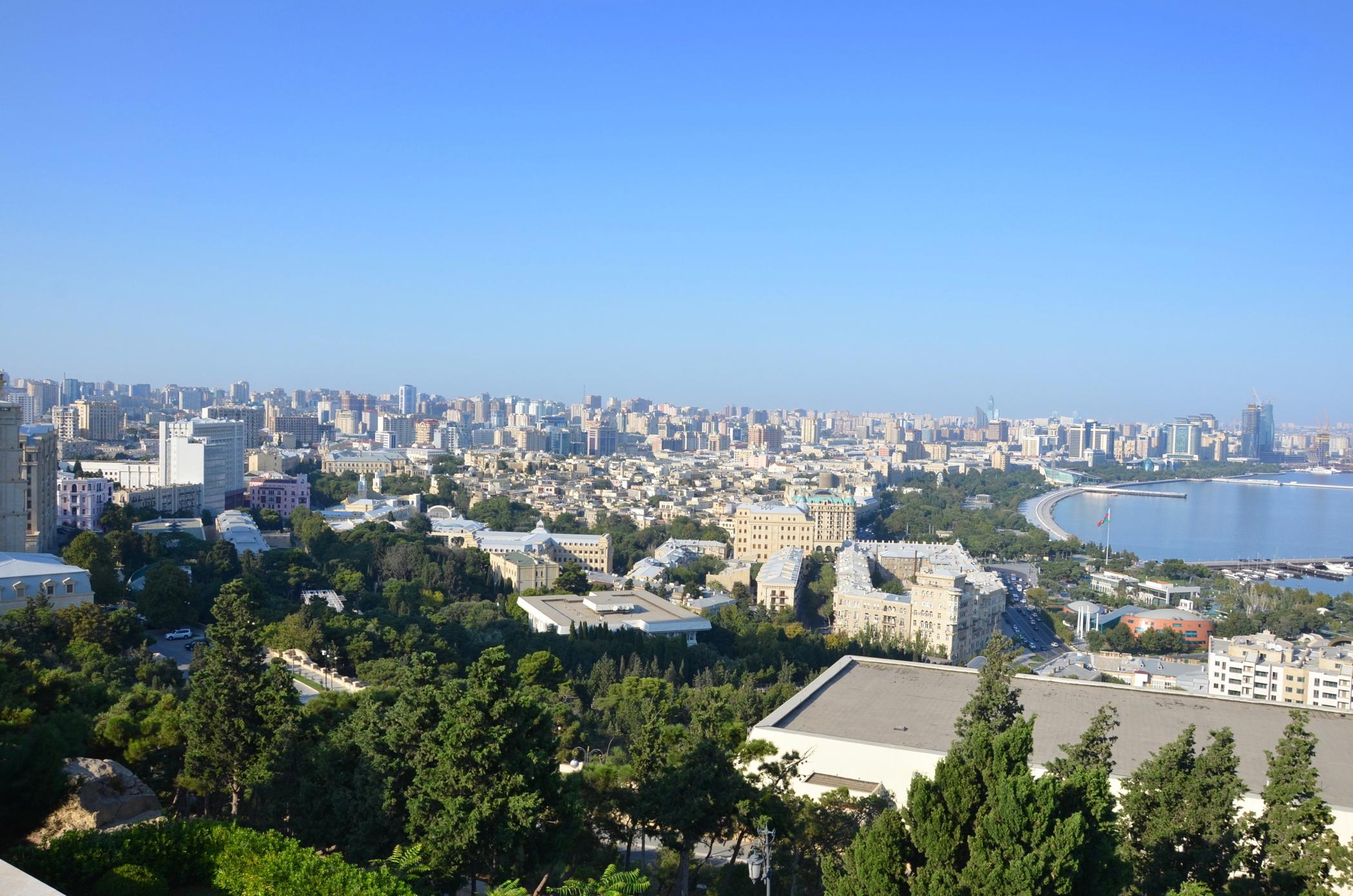 Rundreise_Aserbaidschan_Baku