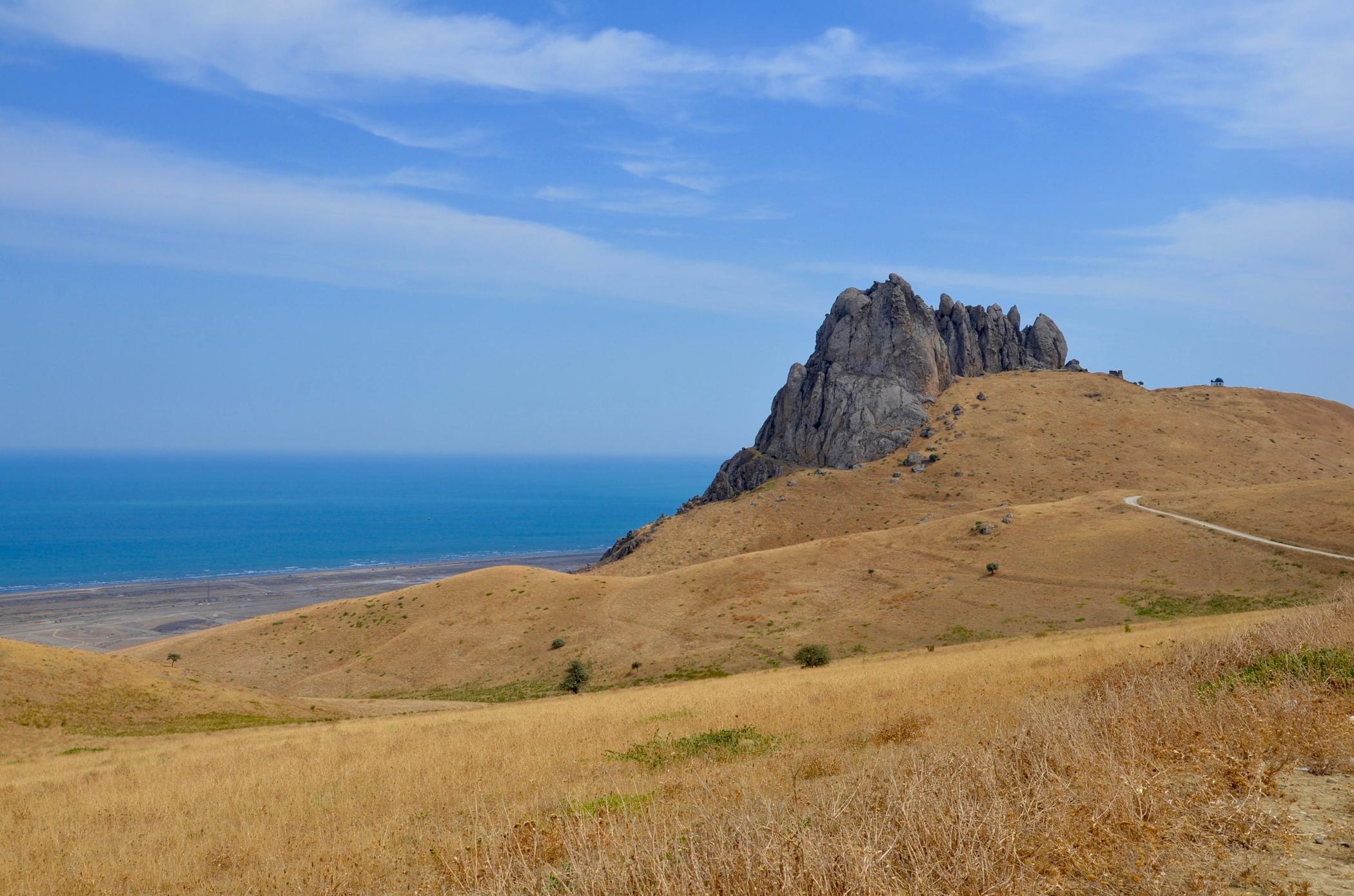 Rundreise Aserbaidschan Natur