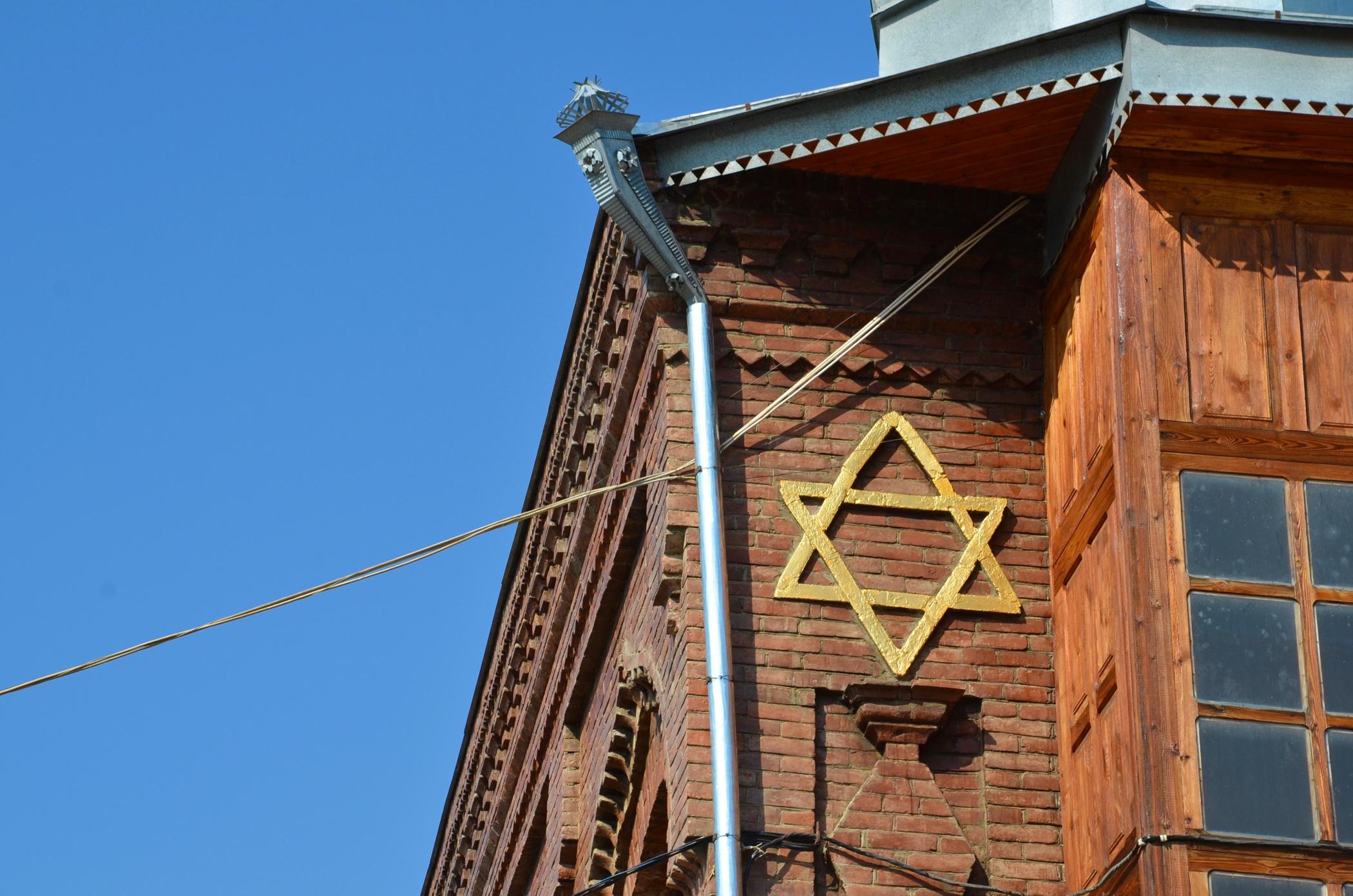 Rundreise_Aserbaidschan_Rote_Siedlung_Synagoge