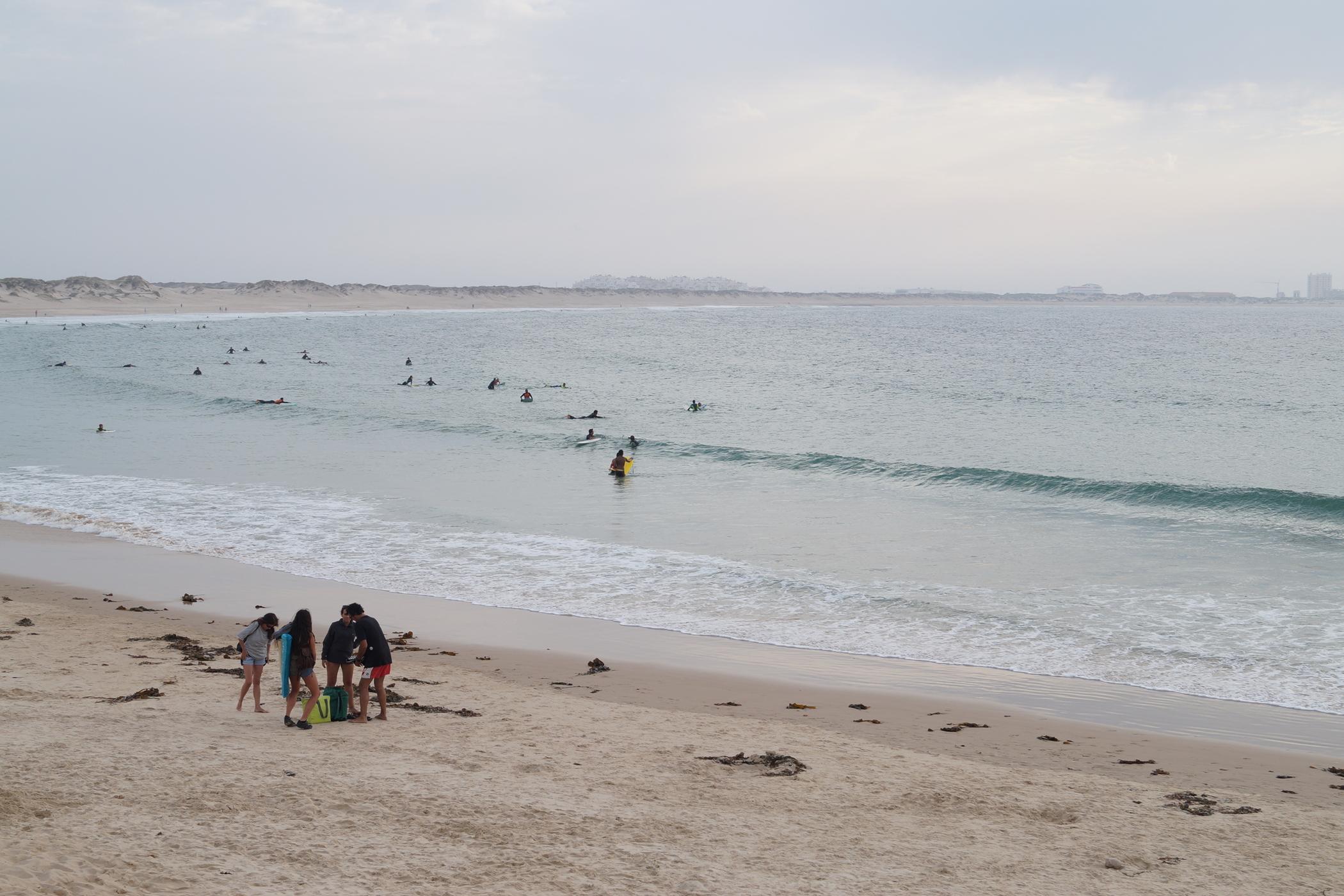 Surfguiding Peniche Baleal