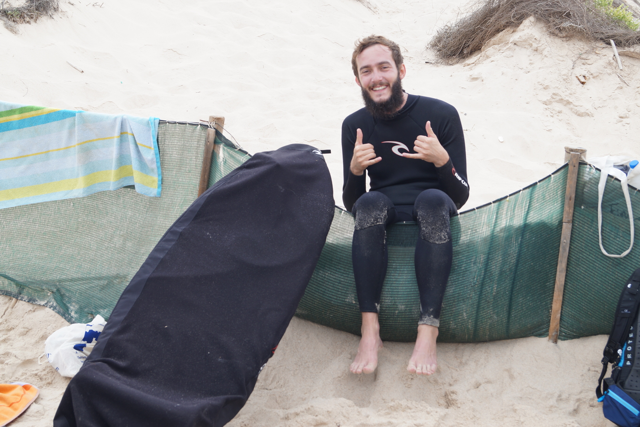 Surfguiding Peniche