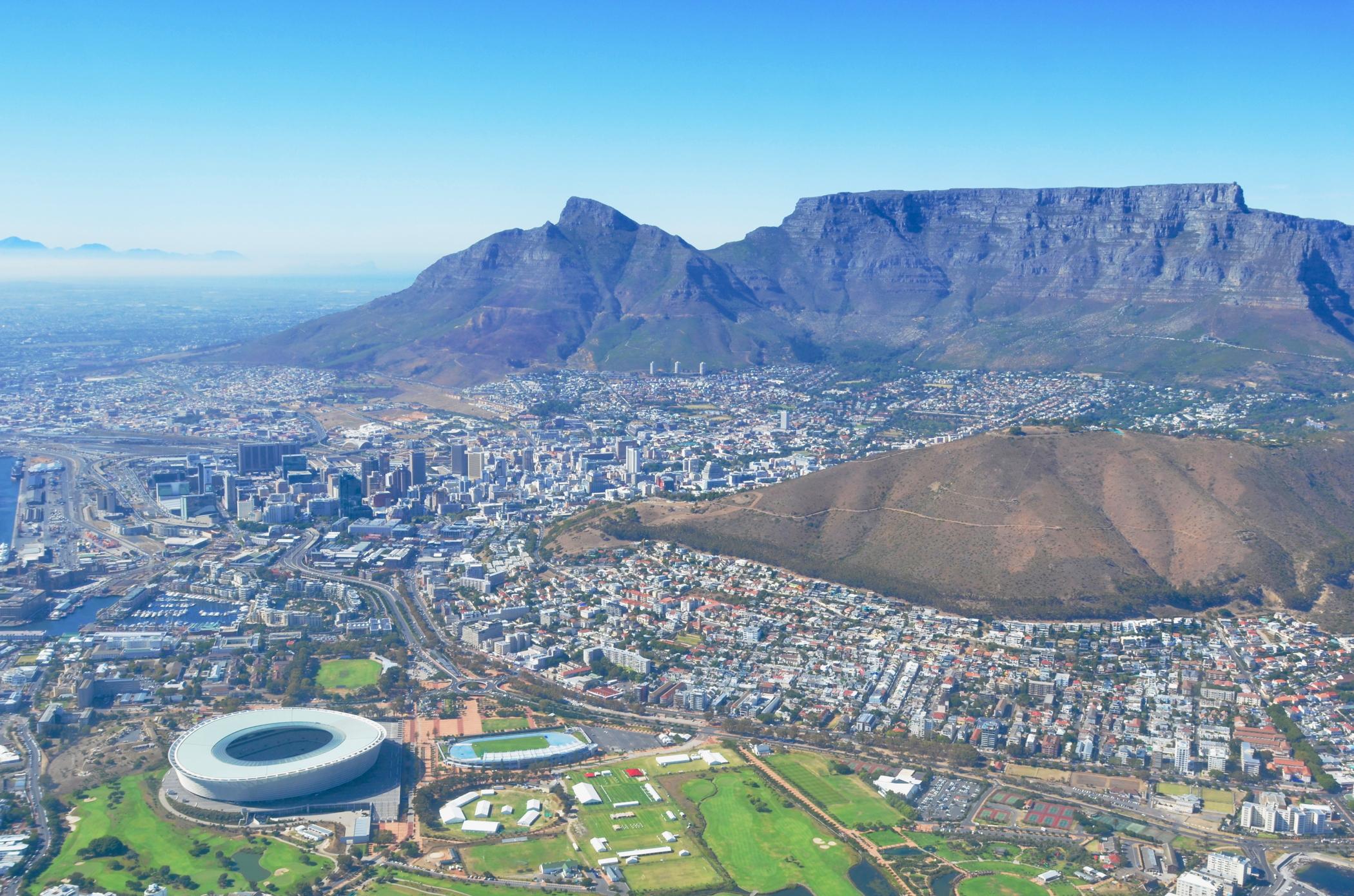 Ein Highlight jedes Südafrika Roadtrip ist Kapstadt