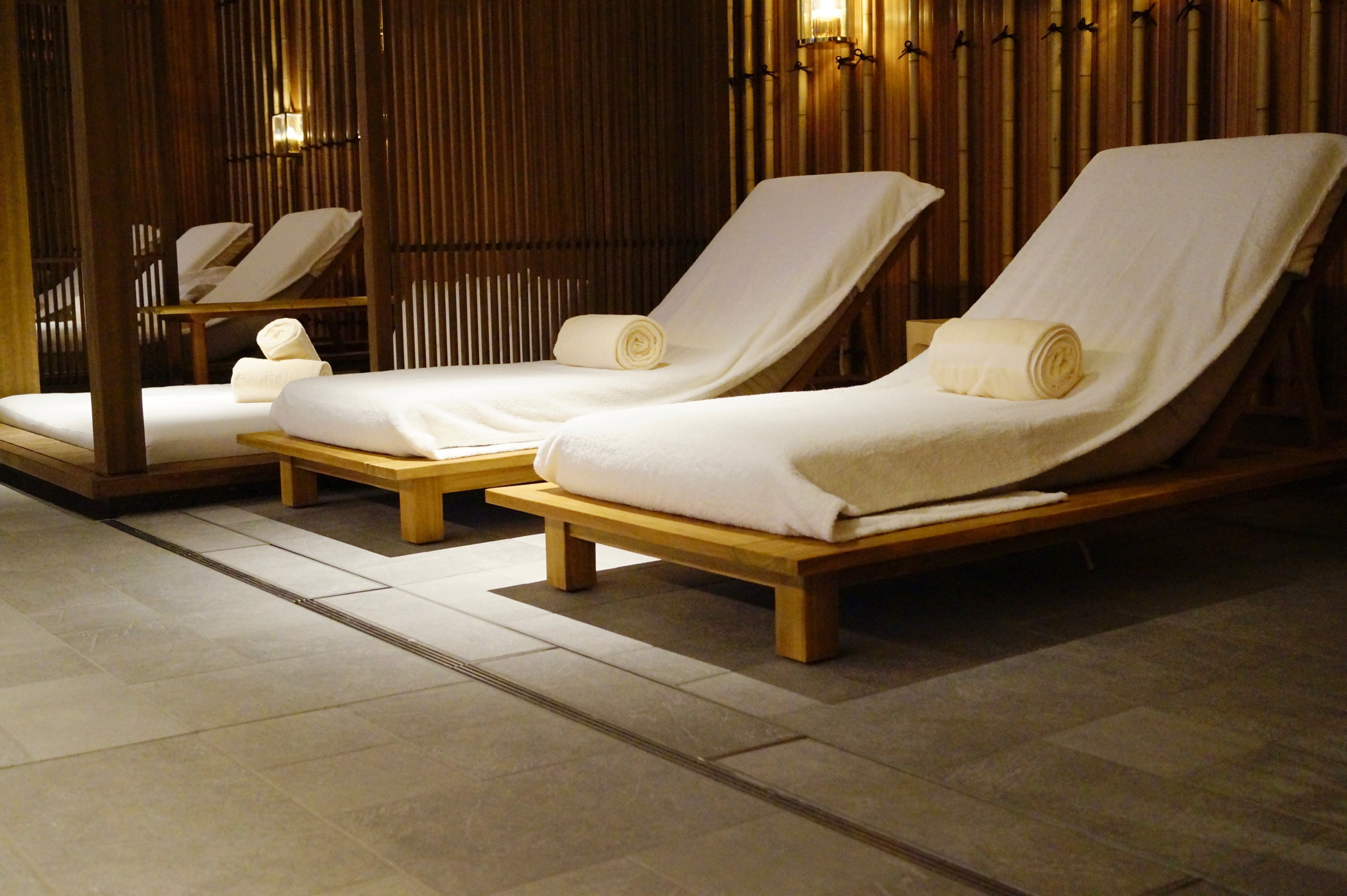 Das Spa des Four Seasons Kyoto