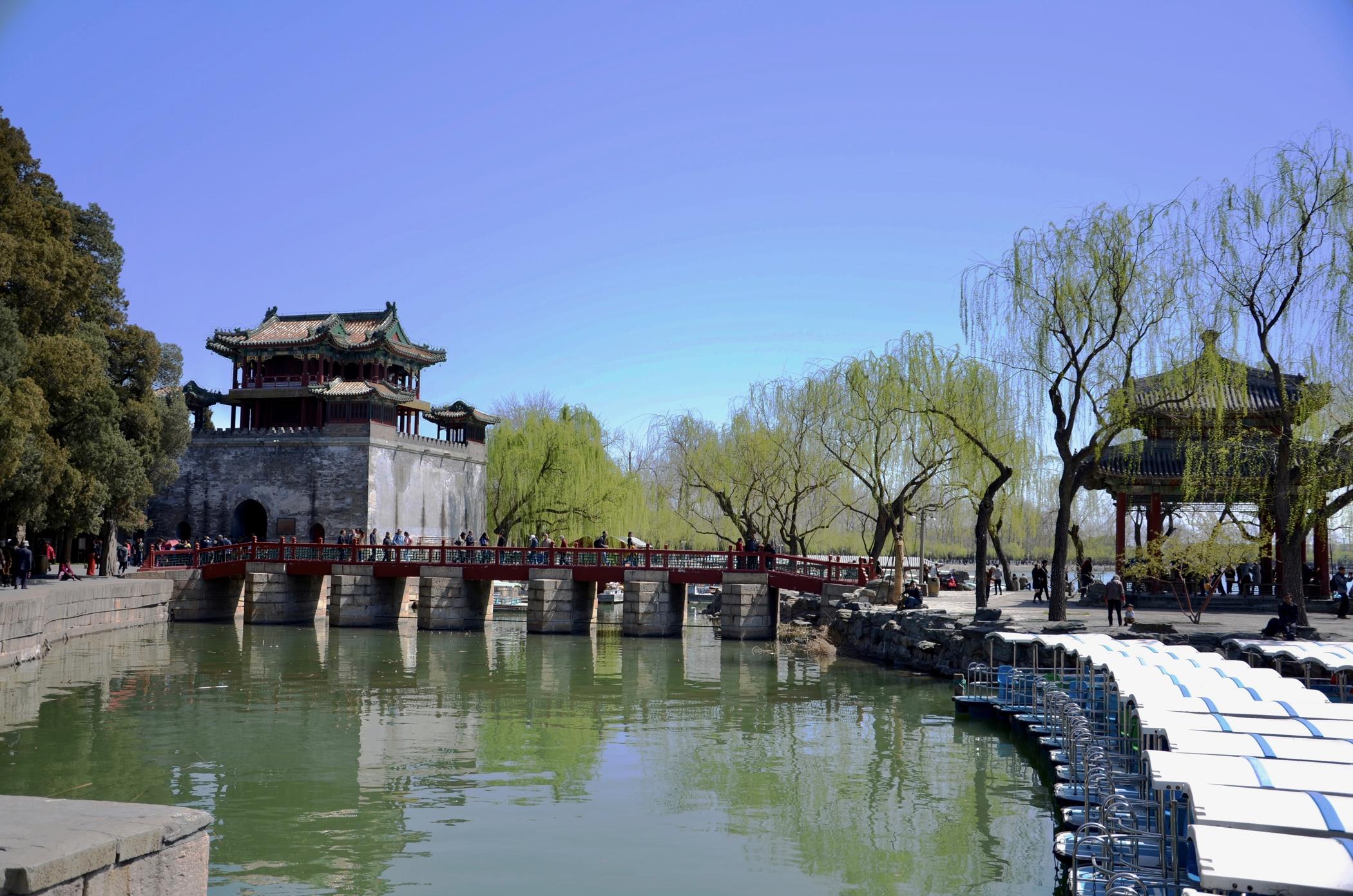 Peking-Sehenswuerdigkeiten-Altes-Peking-Sommerpalast