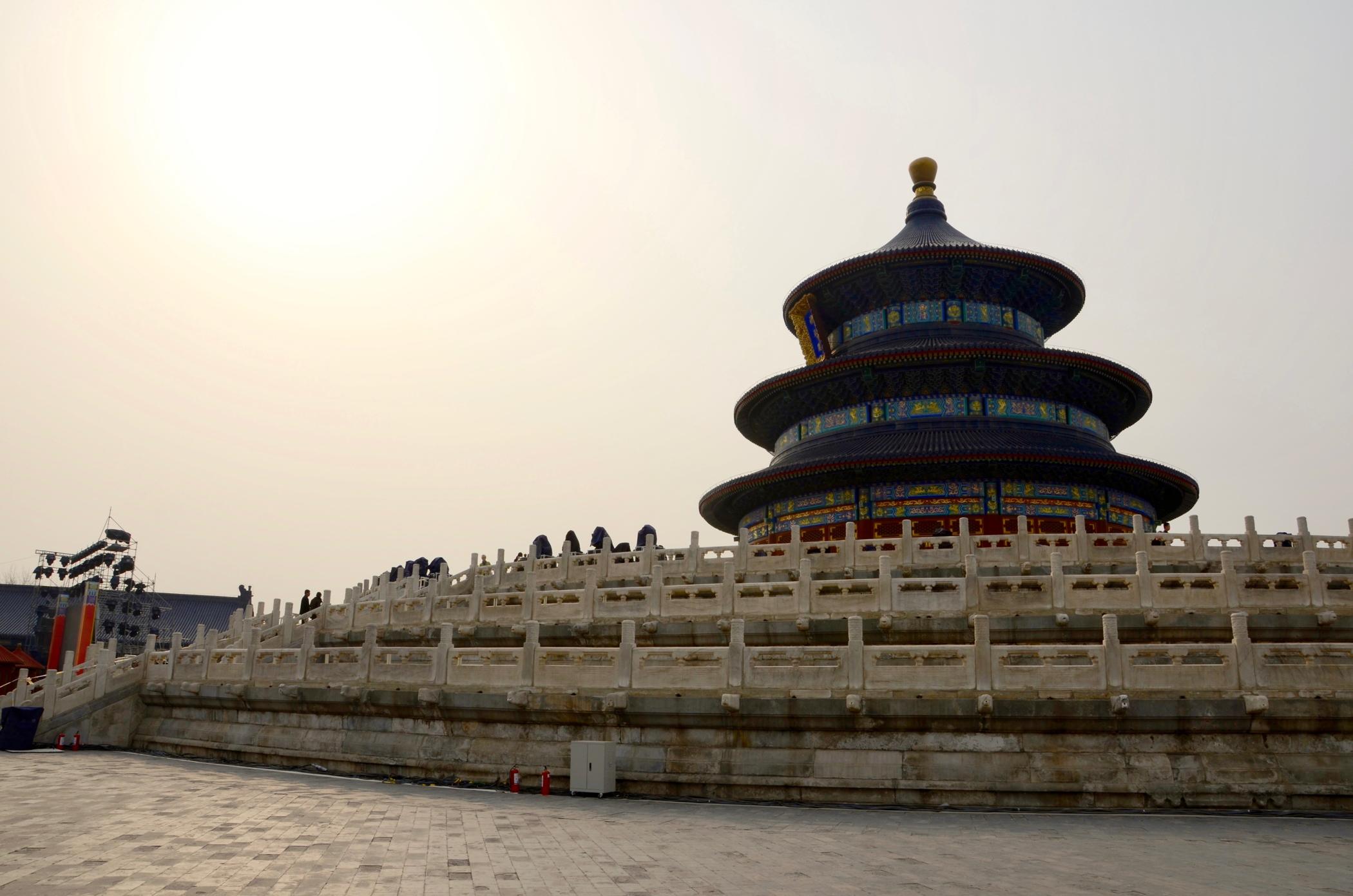 Peking-Sehenswuerdigkeiten-Himmelstempel-Altar