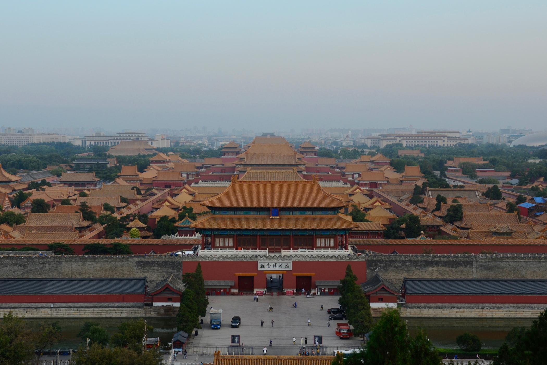 Peking-Sehenswuerdigkeiten-Jingshan-Park_Kohlehügel