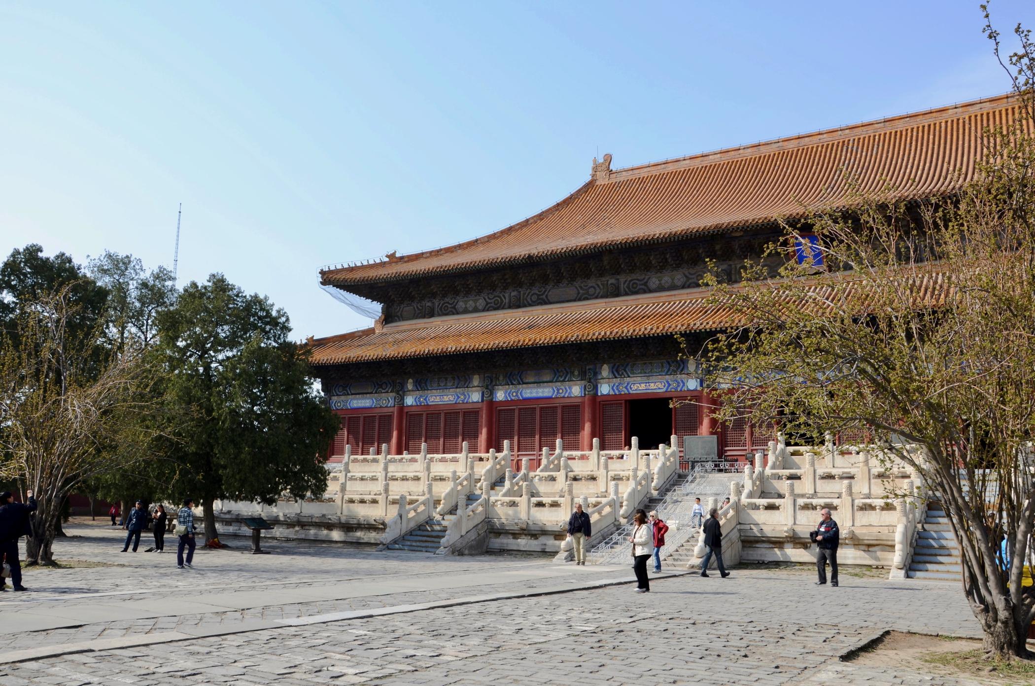 Peking-Sehenswuerdigkeiten-Ming-Graeber