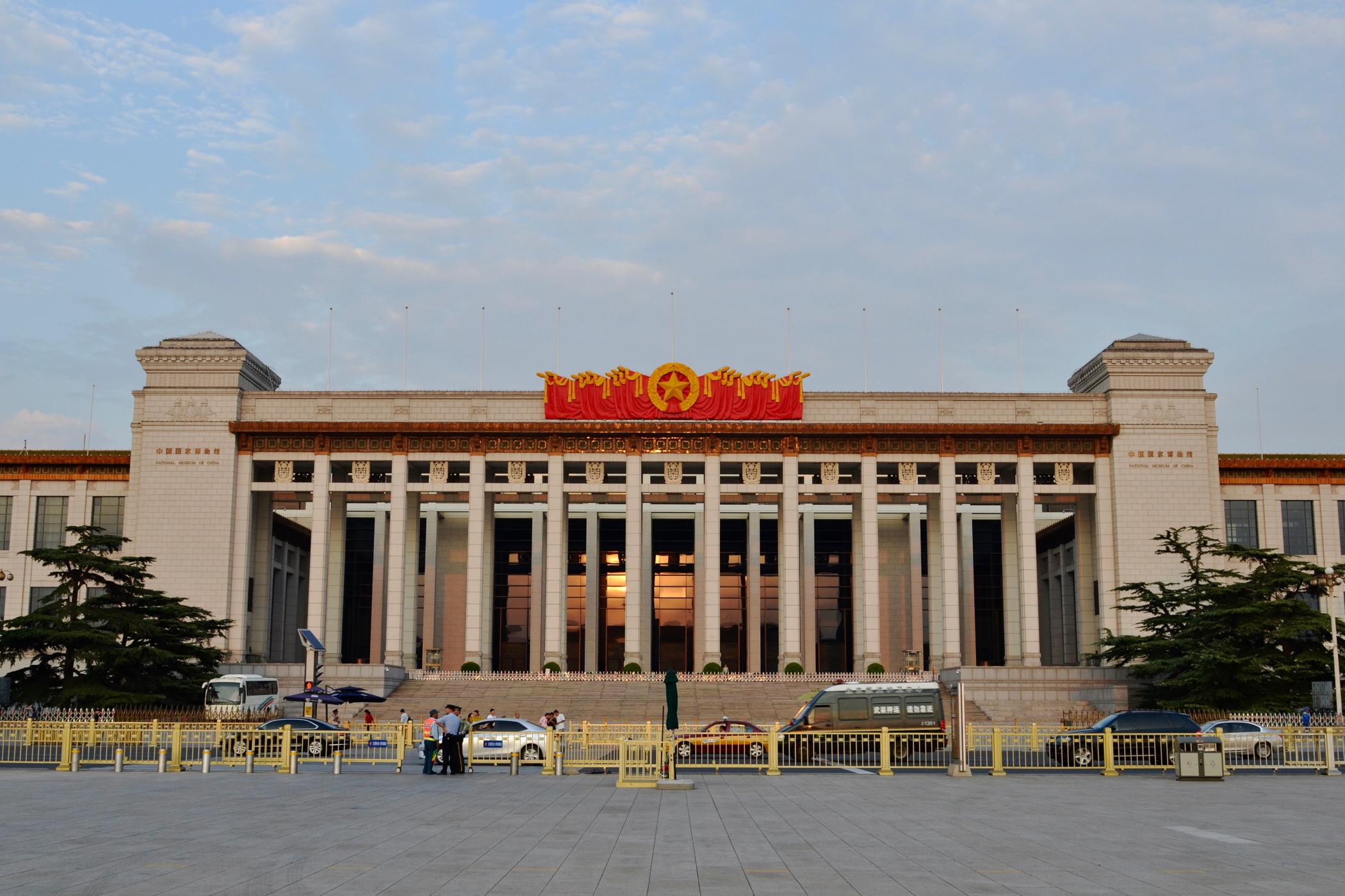 Peking-Sehenswuerdigkeiten-Platz-des-himmlischen-Friedens-Tiananmen
