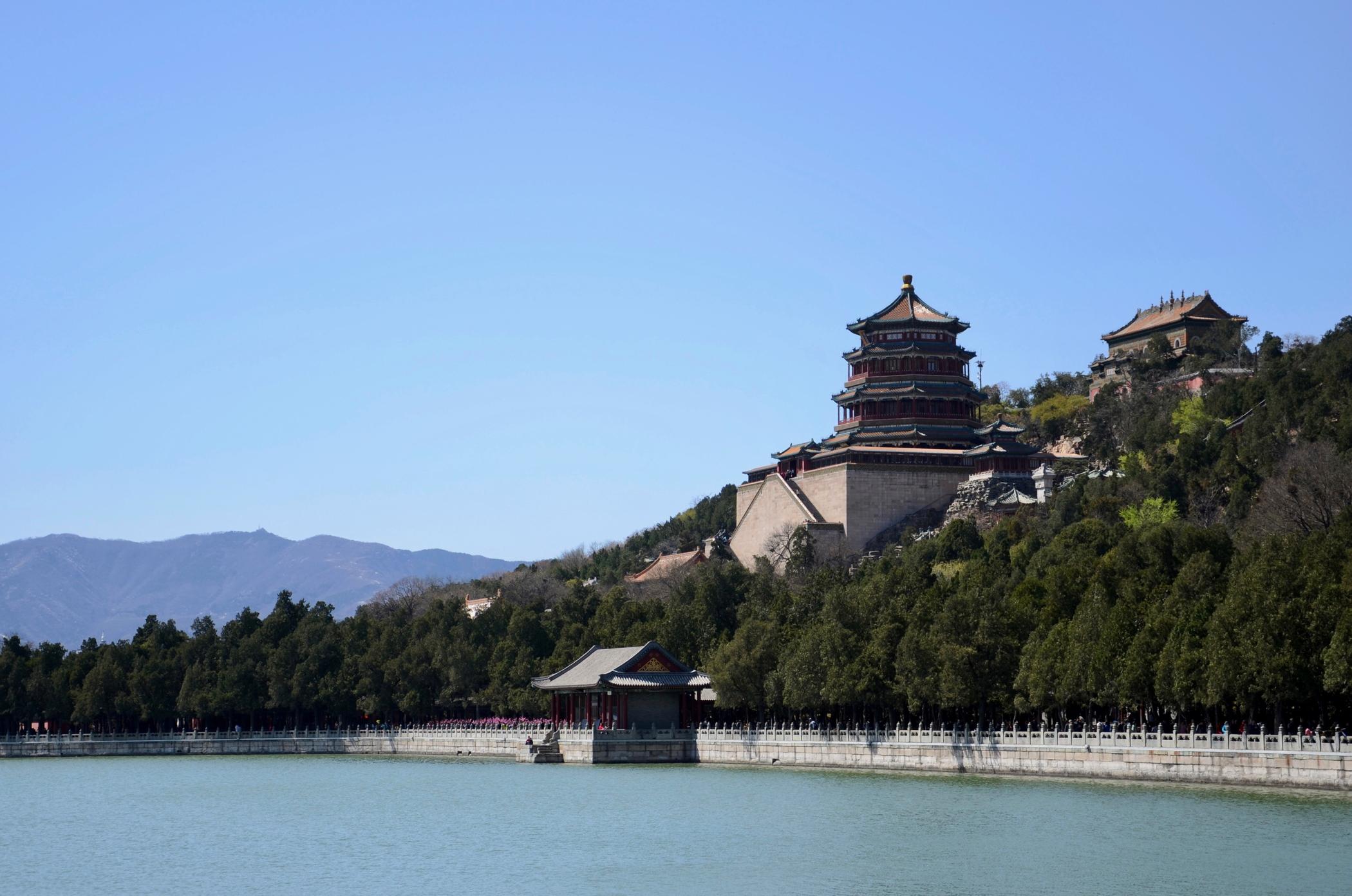 Peking-Sehenswuerdigkeiten-Sommerpalast
