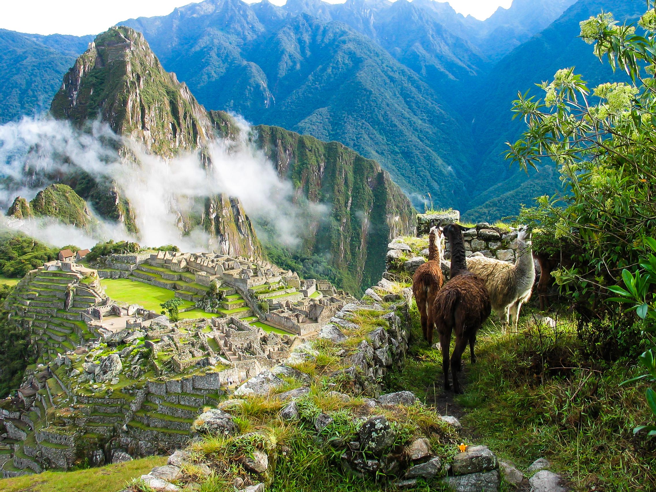 Machu Picchu Wanderung
